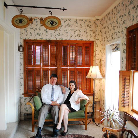 Drs. Douglas & Linda Goepfert